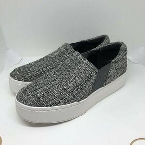 Vince Tweed Warren Sneaker Size 7.5